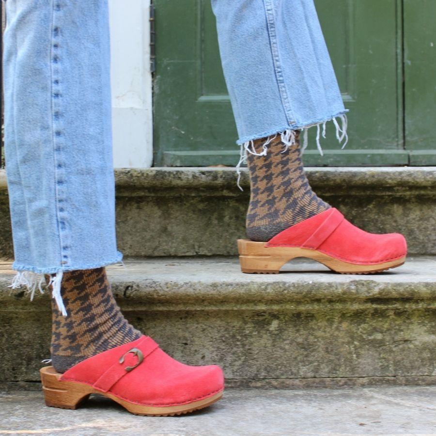 Unmade Copenhagen Anouk Sock in Beige