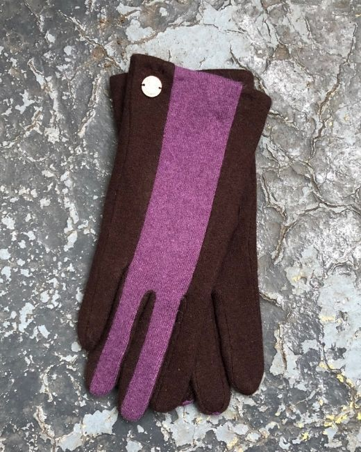 Unmade Copenhagen Myla Glove in Chocolate