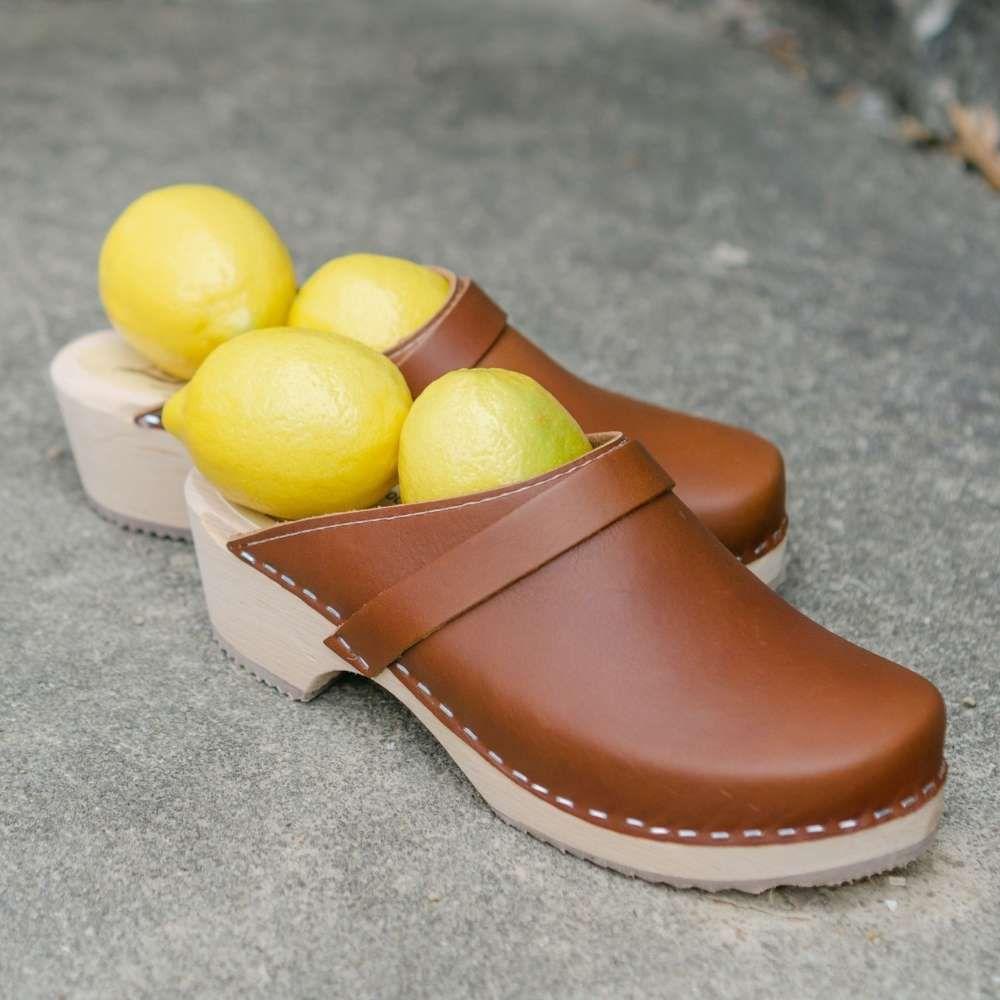Classic Cinnamon Clogs