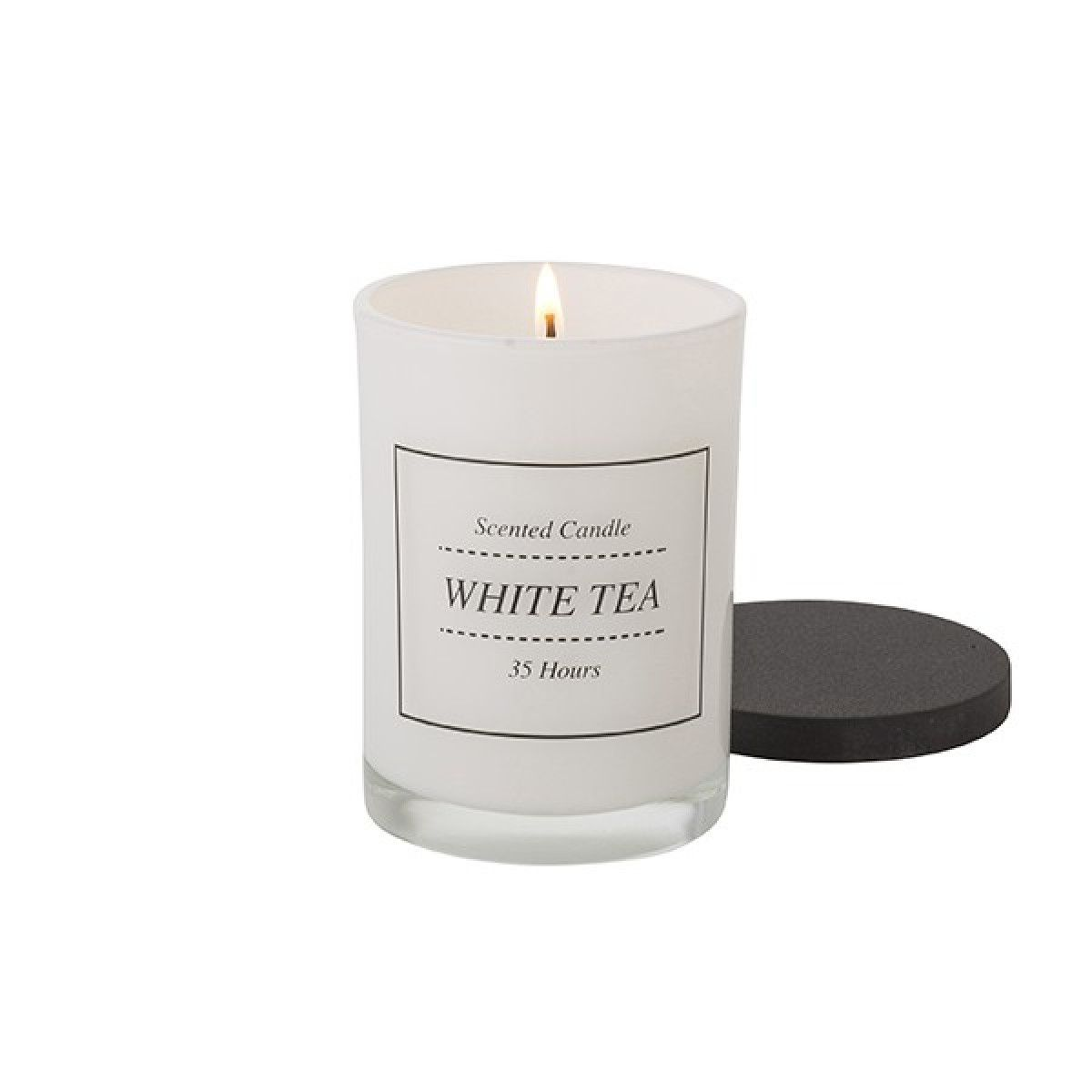 Bahne White Tea Scented Candle