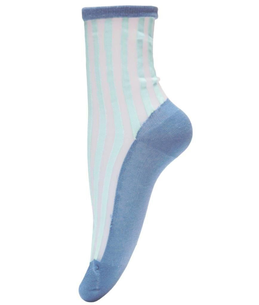 Unmade Copenhagen Lina Sock in Light Blue