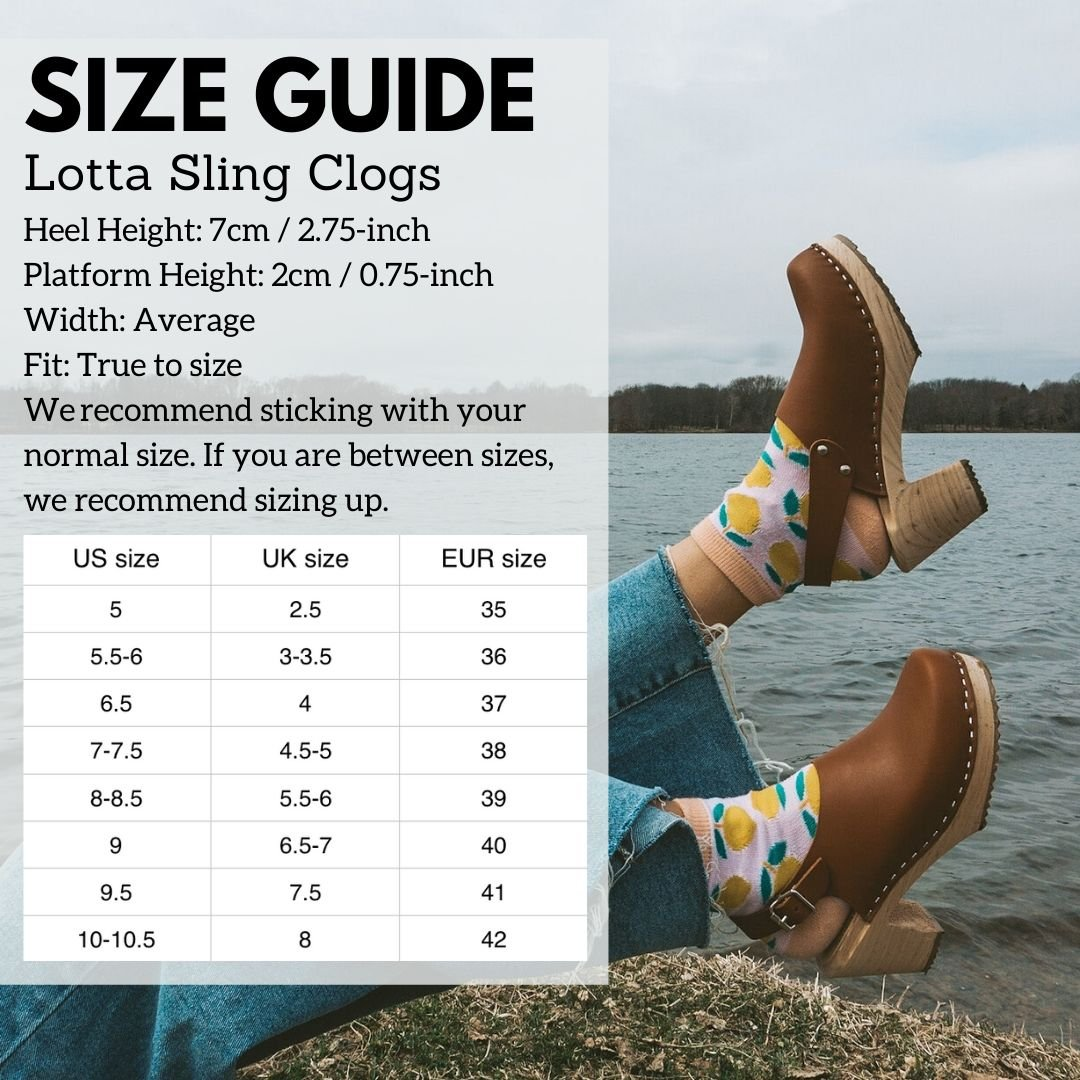 Lotta Sling Size Guide
